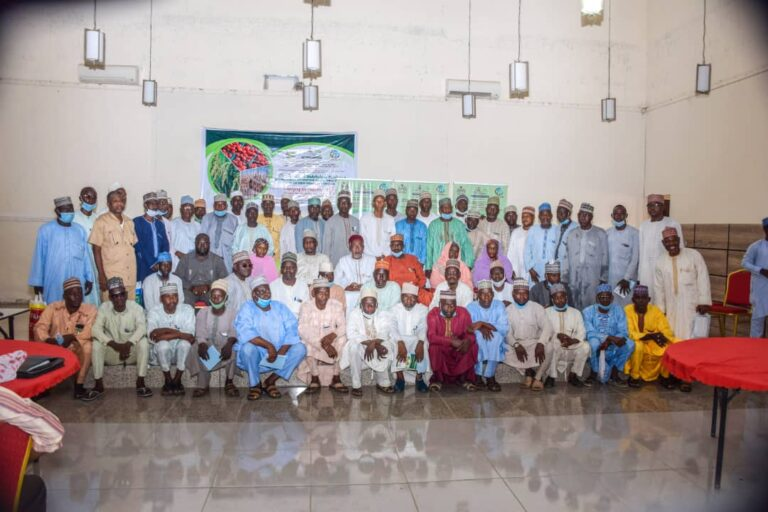 Agri-Tech: Ministry, Stakeholders Unveil New Farming Technique in Kano