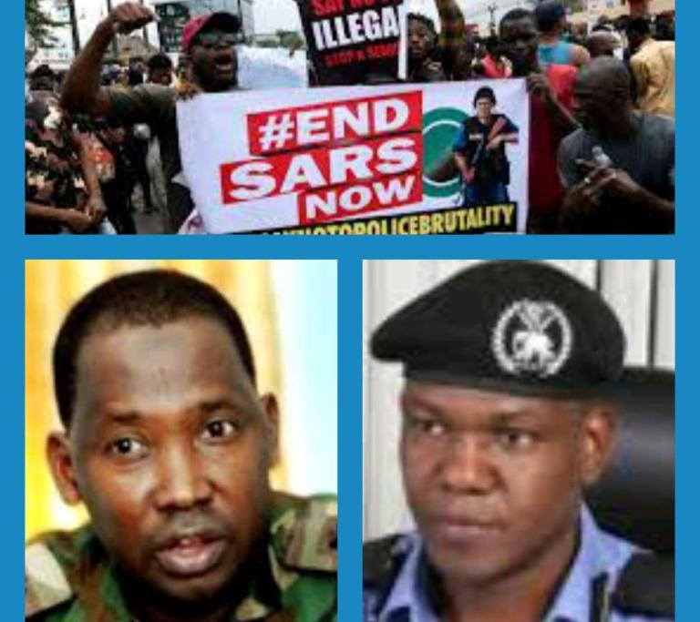 EndSARS: Protesters, Crowdfunding and National Security