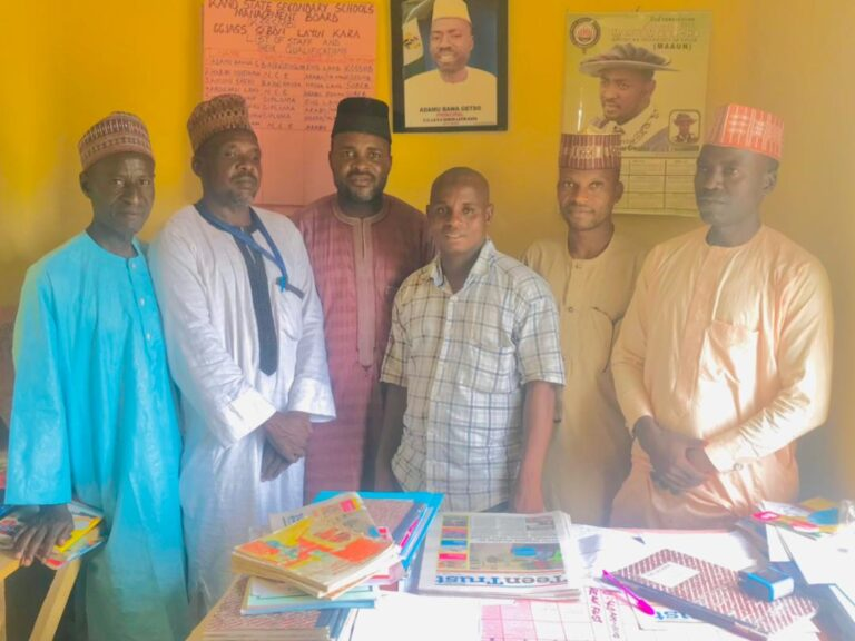 Community Commends Prof. Gwarzo for Constructing 11 Classrooms, 16 Boreholes