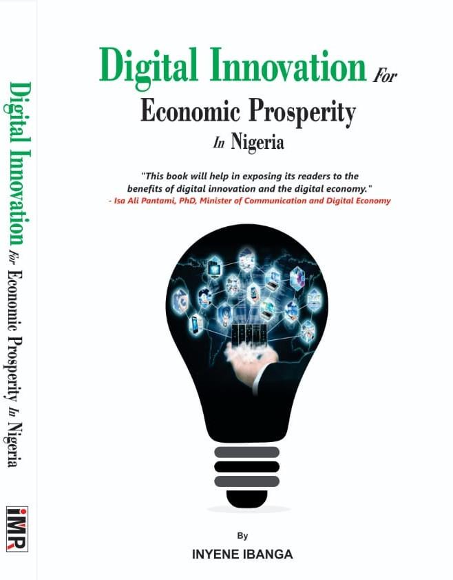 NITDA Book: Chronicling Digital Innovation and Regulation in Nigeria, By Abbas Badmus