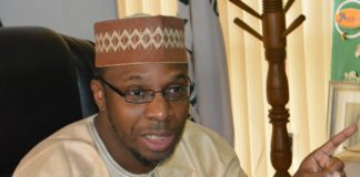 Dr Yemi Kale NBS Statistician General