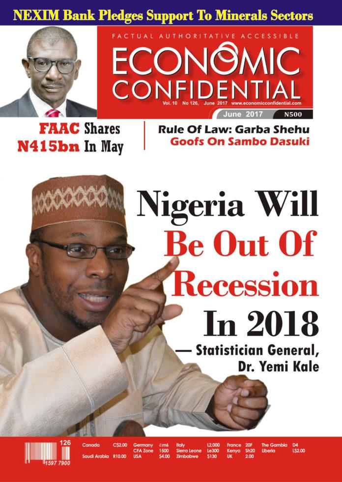Economic Confidential June 2017