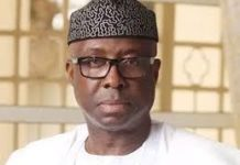 The Minister of Industry, Trade and Investment, Mr. Adeniyi Adebayo