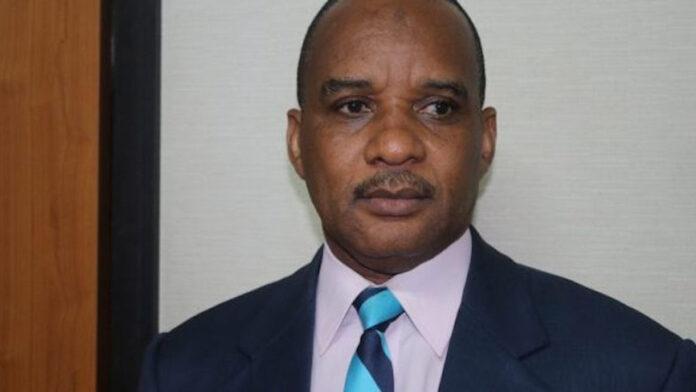 NIMASA DG, Bashir Jamoh