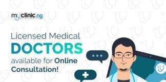 MyClinic Medical Consultation App
