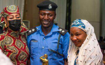 CSP Rabiu Garba bags SAEMA Security Officer of the Year