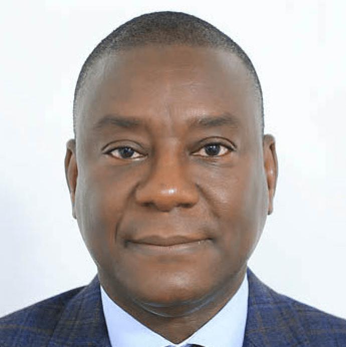 Mr Lamin Barrow, AfDB DG For Nigeria
