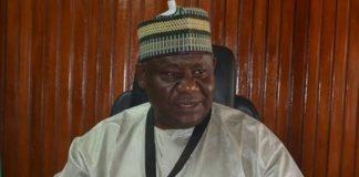 Dasuki Ibrahim Arabi, DG of BPSR