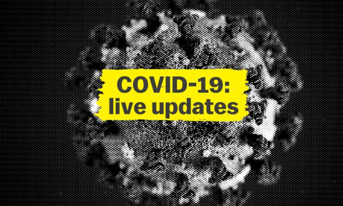 COVID-19 LIve Update