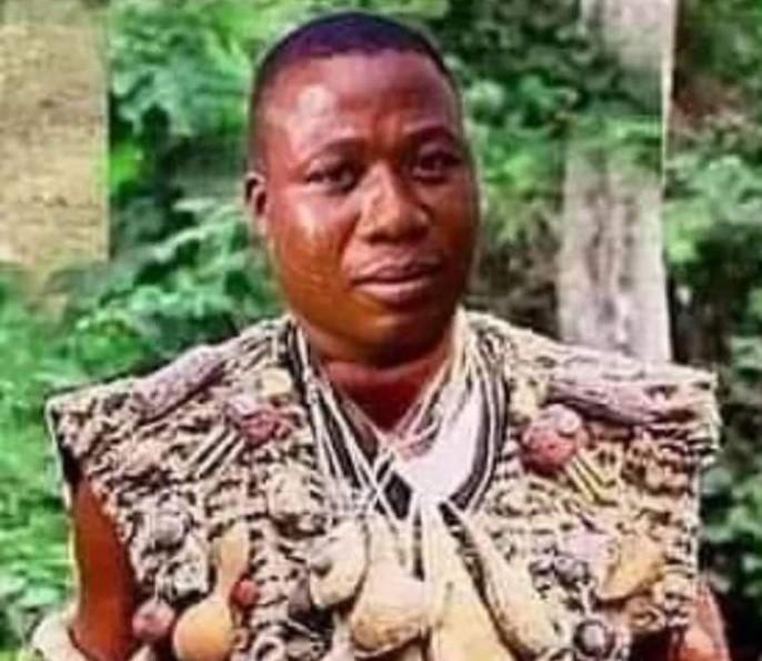 Sunday Igboho Yoruba Nation