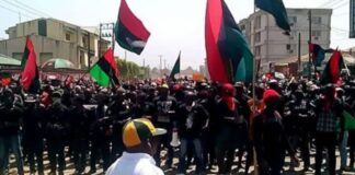 Biafra Nation Agitators
