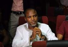 Nnamdi Kanu, Leader of Outlawed IPOB Group