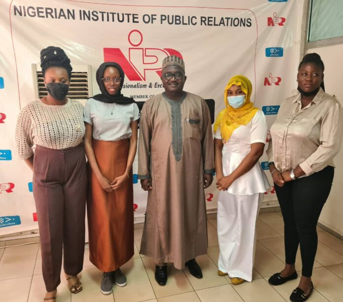 FAIRER Team and President, NIPR, Mallam Mukhtar Sirajo