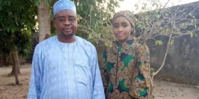 Mr. Abdulkadir and his Daughter