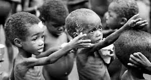 Hunger Affected Children