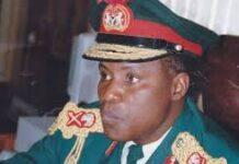 Retired Major General Bashir Salihi Magashi, Defence Minister
