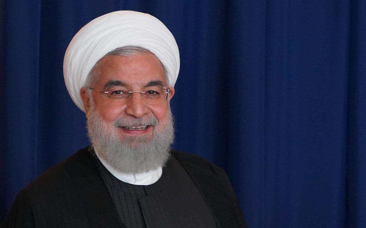 Iran's Rouhani tells critics: blame 'oath-breaker' US