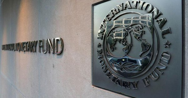 International Monetary Fund (IMF) Logo