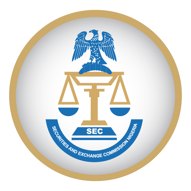 Securities and Exchange Commission Nigeria logo