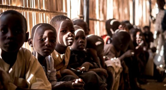 UNICEF out-of-school