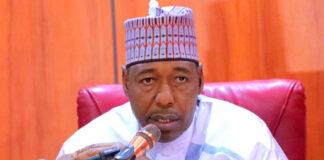 Professor Babagana Zulum, Borno State Governor