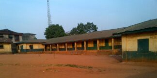 A Primary School in Abia State