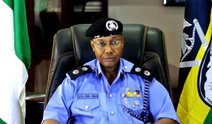 Inspector General of Police, Usman Alkali Baba