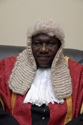 Chief Justice Salisu Garba