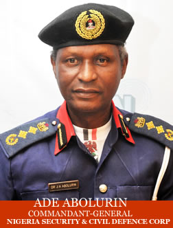 NSCDC Commences Promotional Exams