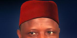 Rabiu Musa Kwankwaso of Kano State