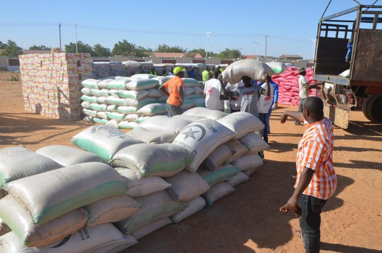 SEMA Boss Convicted for Selling IDP Relief Materials