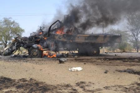 ARCHIVE Image on ISWAP Boko Haram terrorism