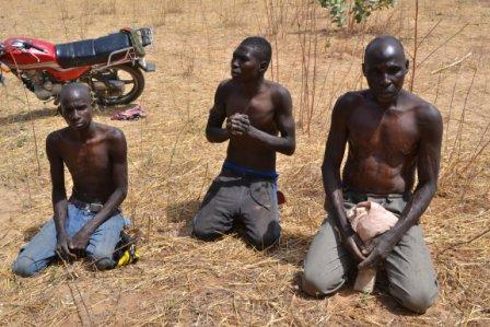 As NAF Provides Air Cover, Ground Troops Arrest Boko Haram Ameer, Others