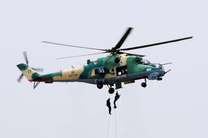 NAF Air Personnel