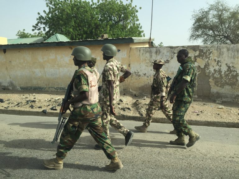 Military Braces Up to Tackle Homeland Crimes