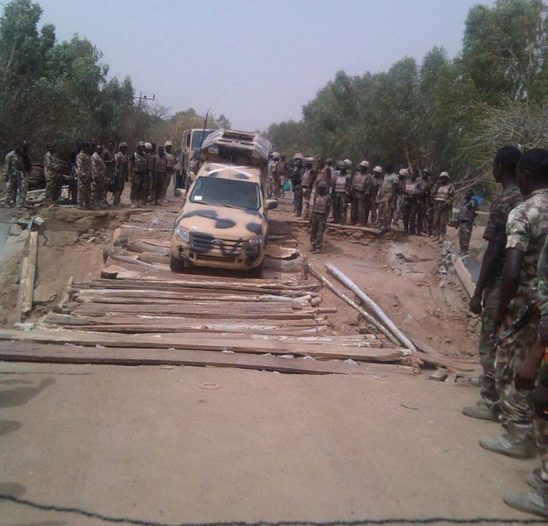 Nigerian Troops Sustain Onslaught on Terrorists Nationwide- Media Cordinator