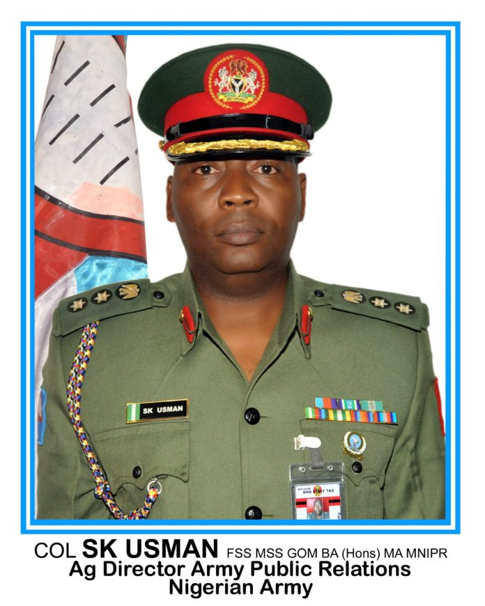 Colonel Sani Kukasheka Usman