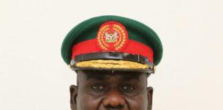 Lt Major General Tukur Buratai Rtd