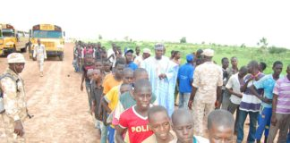 Nigerian Refugees from Cameroon