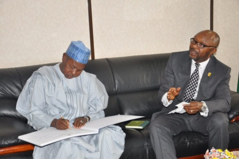 Governor Seeks Perm Secs's Support for Health Care Delivery in Katsina State