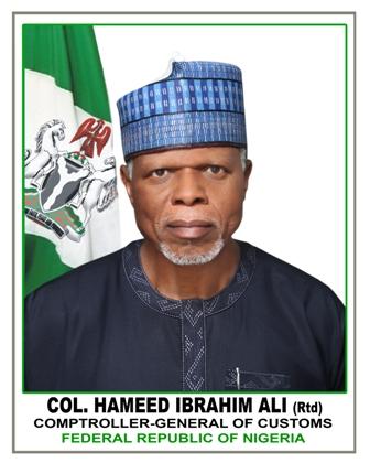 NCS customs boss Hameed Ali