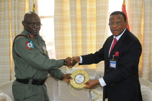 Presidential Committee On Arms Proliferation Woos Military For Partnership