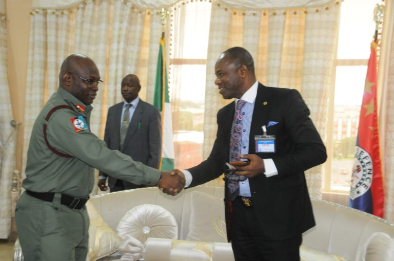 Military to Curb Oil Theft in Colloboration with Stakeholders