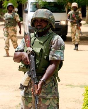 Nigerian troops kill 63 terrorists in a Week
