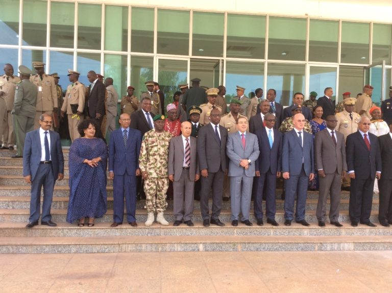 African Defence Chiefs Meet to Tackle Terrorism