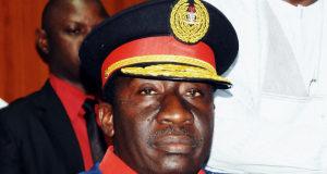 NSCDC Boss Abdullahi Gana