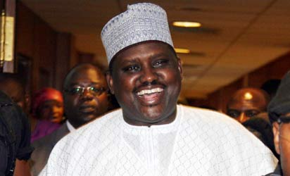 DSS Arrests Maina, Son with Pistol, Foreign Currencies