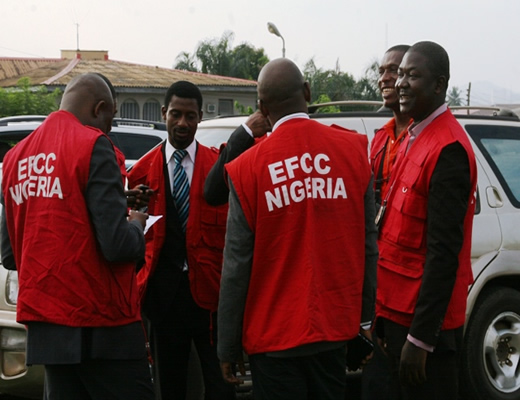 """""""Let Justice Run Its Course""""- EFCC's Zonal Head Tells Protesters"""