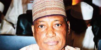 Mansur-Dan-Ali Defence Minister