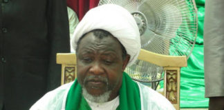 Sheik el-Zakzaky IMN Shiite leader
